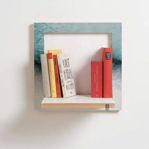 Fläpps Snowdreamer Square Shelf by Ambivalenz on OOSTOR.com