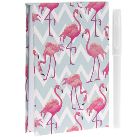 Flamingo Bay Memo Pad by Sole Favors on OOSTOR.com