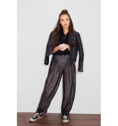 AYA HAREM PANTS by TwentyFour Fashion on OOSTOR.com