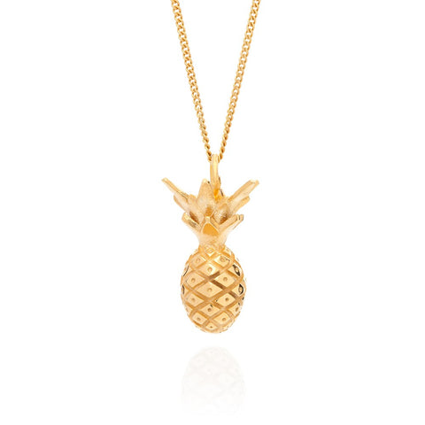 Pineapple Necklace by Lee Renee on OOSTOR.com