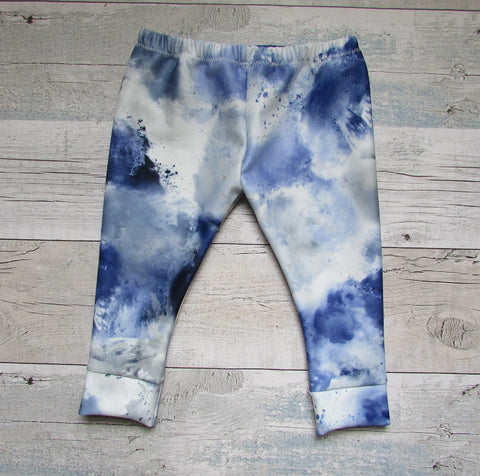 Cloud Leggings | Blue