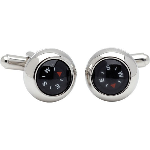 Compass Cufflinks by SOLO on OOSTOR.com