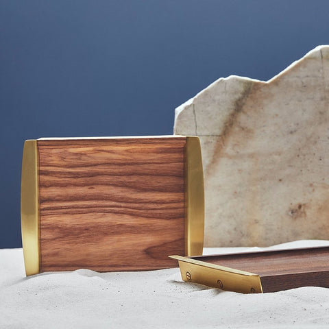 Small Sheen Tray by WE Living on OOSTOR.com