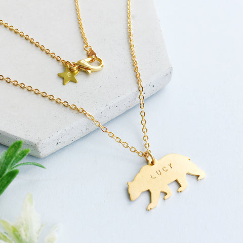 Cub Necklace