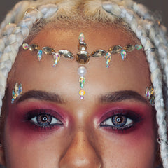 Desert Dusk Jewelled Headpiece