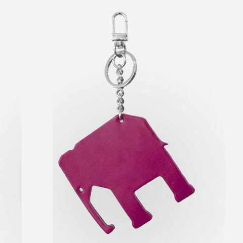 Elephant Bag Charm by Alexquisite on OOSTOR.com