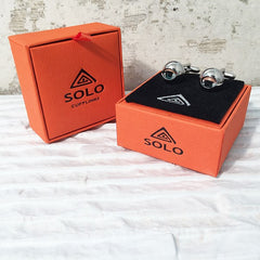 Blinking Eyes Cufflinks by SOLO on OOSTOR.com