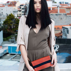 Ocaso Belt Bag by Maria Maleta on OOSTOR.com