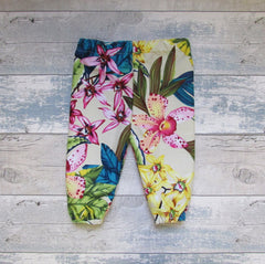 Floral Girls Trousers