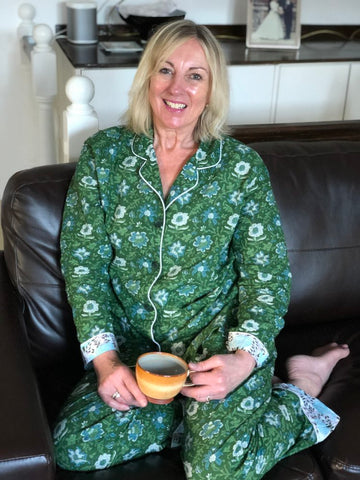 Forest Green Pyjamas
