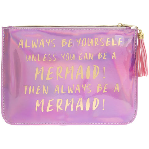 Mermaid Shimmer Pouch by Sole Favors on OOSTOR.com