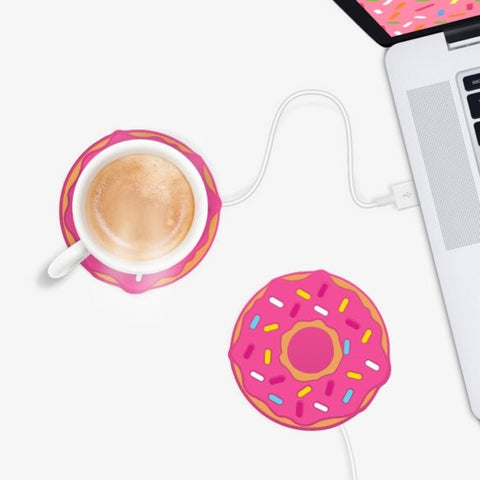 Freshly Baked Donut Cup Warmer by Mustard Gifts on OOSTOR.com