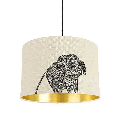 Elephant Shade, Mirror Lining