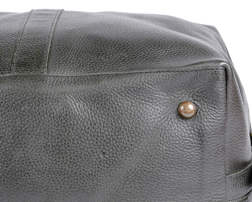Archie's Duffle - Stone - Limited Edition - With Side Pocket