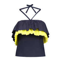 Endless Summer Top - Navy Blue by Blonde Gone Rogue on OOSTOR.com