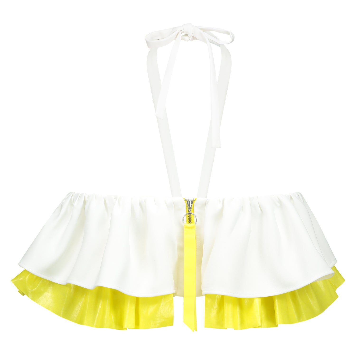 Endless Summer Crop Top - White by Blonde Gone Rogue on OOSTOR.com