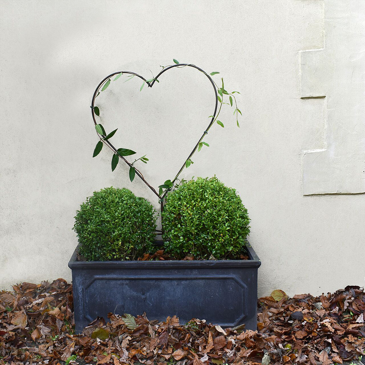 Large Heart Topiary Frame by Hunter Gatherer on OOSTOR.com