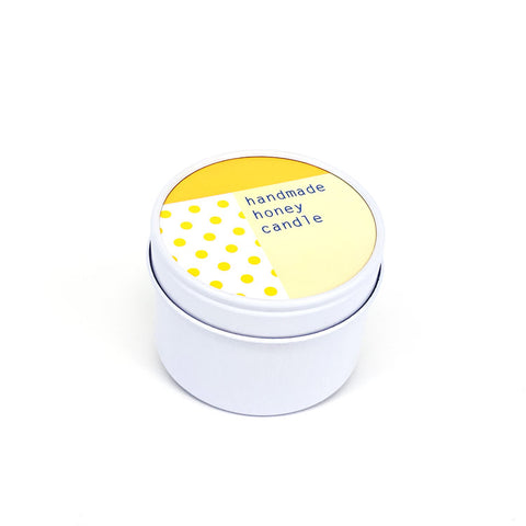 HONEY SOY WAX CANDLE
