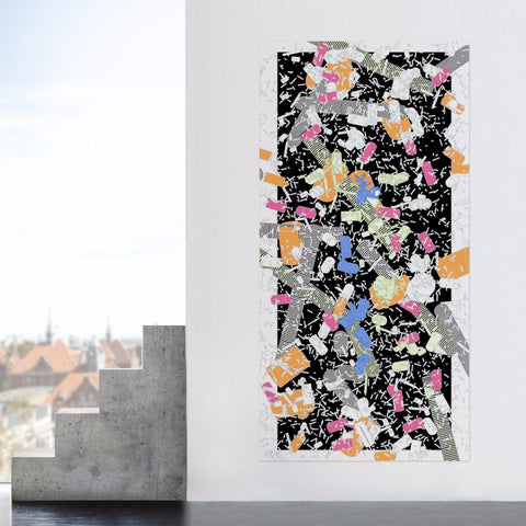 Colouring Poster Streusel by Fundamental Berlin on OOSTOR.com
