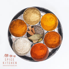 Moroccan Spice Tin with 10 Spices - Spice Kitchen - Spices, Spice Blends, Gifts & Cookware
