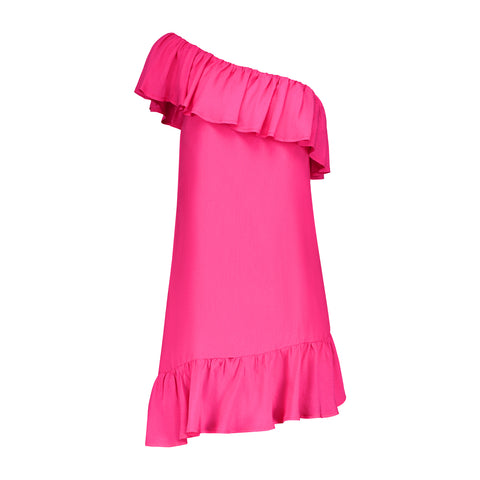 Summer Escape Dress - Fuchsia by Blonde Gone Rogue on OOSTOR.com