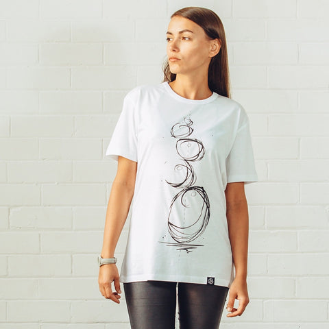 Pebbles T-Shirt by Tomoto on OOSTOR.com
