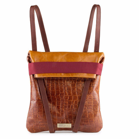 Classic Backpack by Maria Maleta on OOSTOR.com