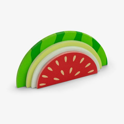 Watermelon Sticky Notes by Mustard Gifts on OOSTOR.com