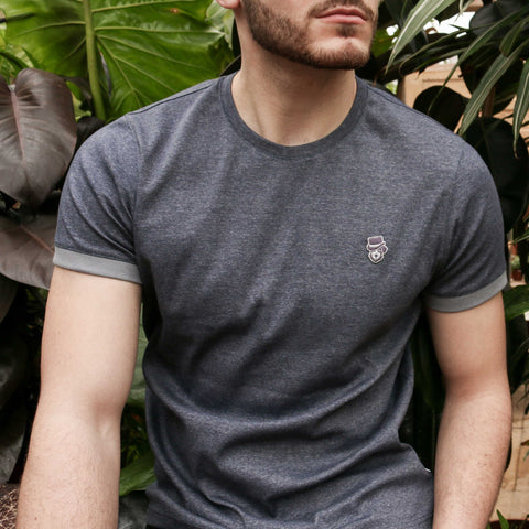 Retri T-Shirt by Tramp Menswear on OOSTOR.com
