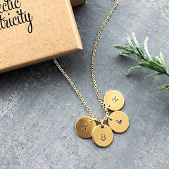 Kindred - Family & Friends Sentiment Necklace