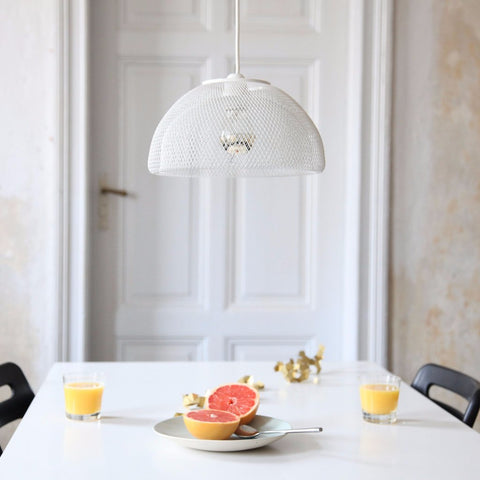 Moire Pendant Light by Fundamental Berlin on OOSTOR.com