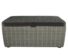Colonel - Large Ottoman - Bentham Slate