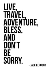 Live, Travel, Adventure
