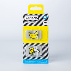 Banana Page Markers by Mustard Gifts on OOSTOR.com
