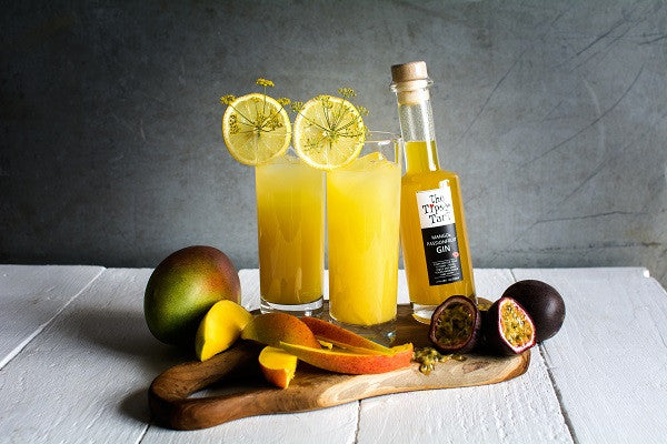 Mango and Passionfruit Gin