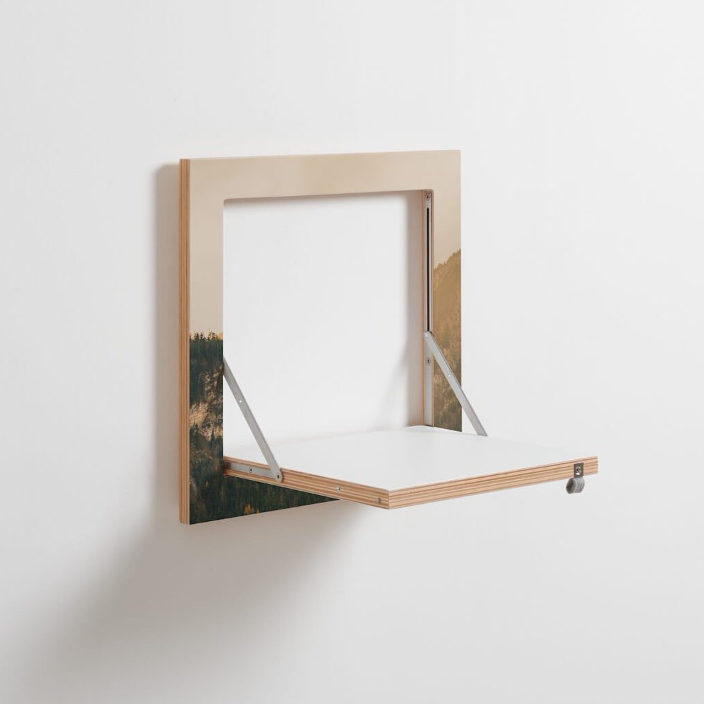 Fläpps Alps Square Shelf by Ambivalenz on OOSTOR.com