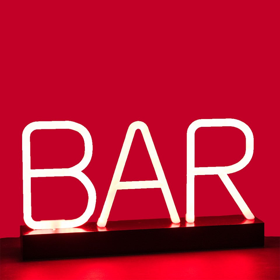 Neon Bar Lamp by Sole Favors on OOSTOR.com
