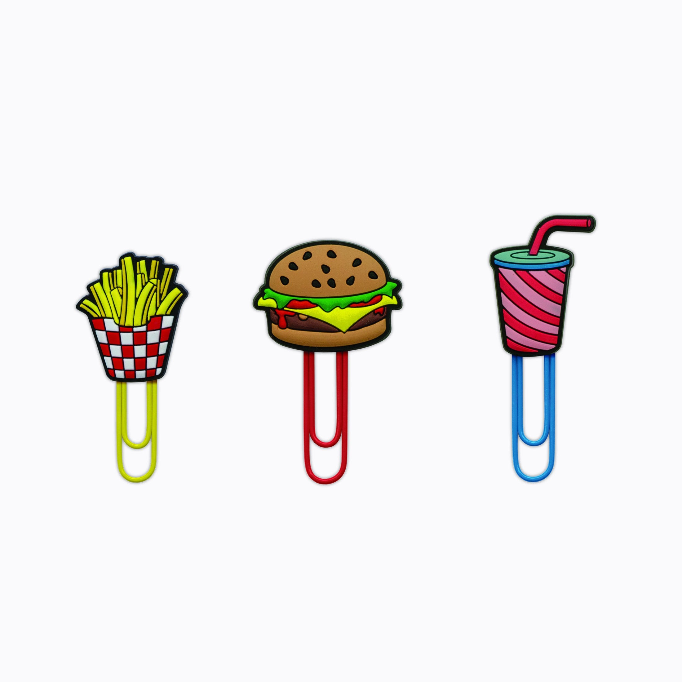 Fast Food Clipits by Mustard Gifts on OOSTOR.com