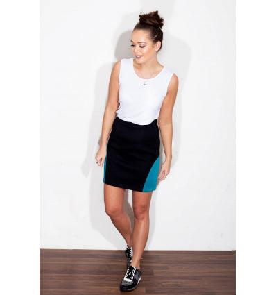 PANELLE SKIRT by TwentyFour Fashion on OOSTOR.com
