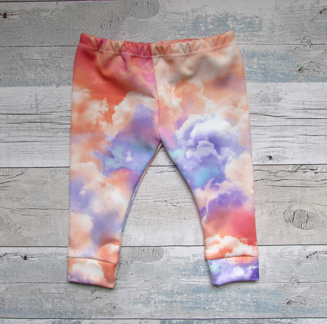 Cloud Leggings Peach