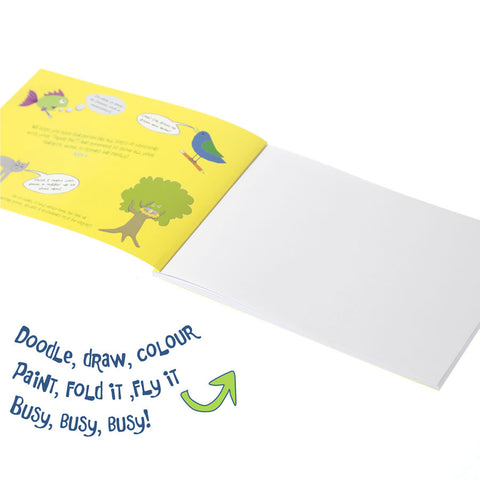 Pipity Activity Book