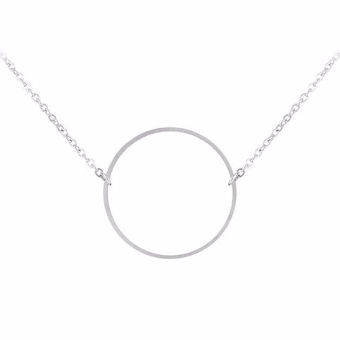 Circle Pendant by ESA EVANS on OOSTOR.com