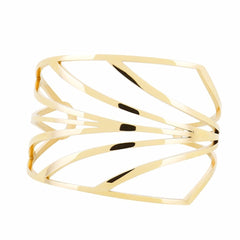 Chandelier Deco Cuff by ESA EVANS on OOSTOR.com