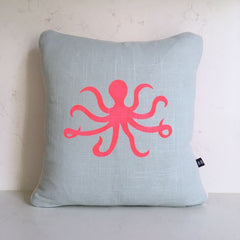 Olivia Octopus Cushion by Burch and Brown on OOSTOR.com