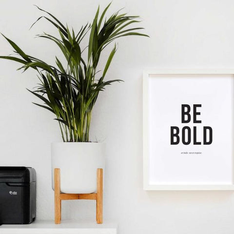 Be Bold Print by Swell Made Co on OOSTOR.com