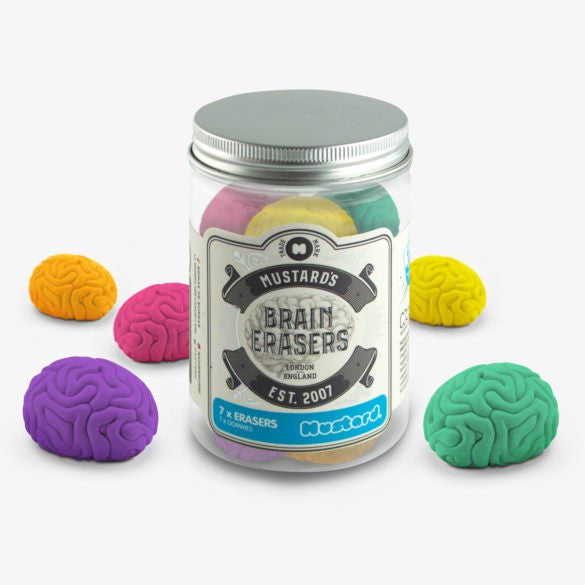 Brain Erasers by Mustard Gifts on OOSTOR.com