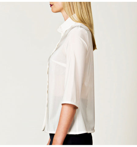 The Demi Blouse by TwentyFour Fashion on OOSTOR.com