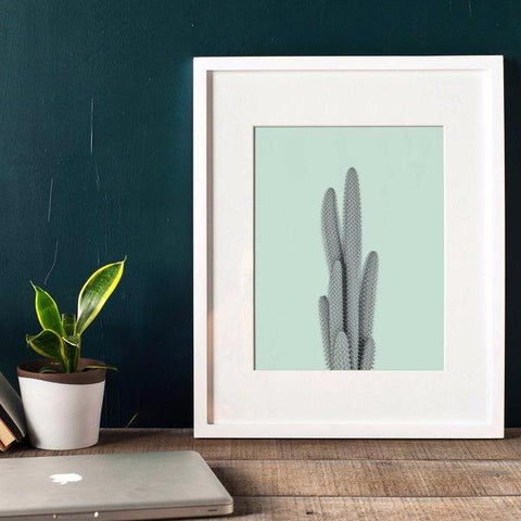 Cactus Print by Swell Made Co on OOSTOR.com