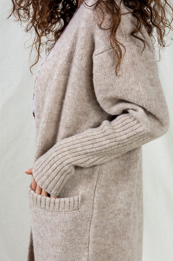 Premium Quality Grace Sweater in Beige
