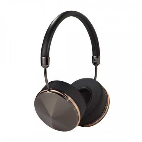 Taylor Gunmetal Wireless Headphones